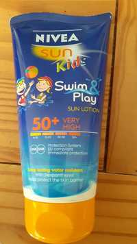 Nivea - Sun kids Swin & Play - Sun lotion 50+