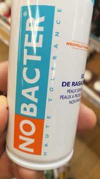 EUCERIN - Nobacter - Gel de rasage