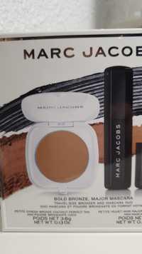 MARC JACOBS - Duo mascara et poudre bronzante en format voyage