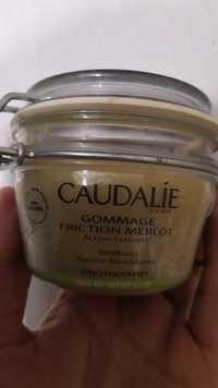 CAUDALIE - Gommage friction merlot
