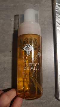 LE PETIT MARSEILLAIS - Délice de miel - Huile-en-mousse démaquillante