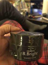 B. Bright - Poudre de charbon - Blanchiment dentaire