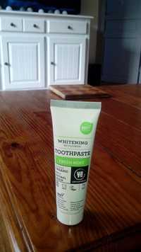 Urtekram - Whitening no fluoride - Toothpaste fresh mint