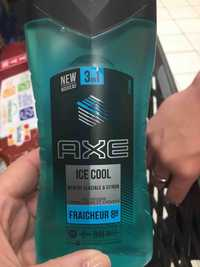AXE - Ice cool - Gel douche