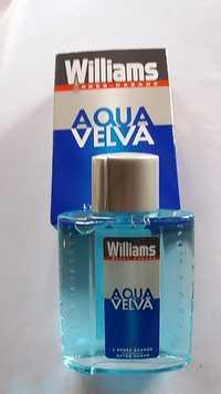 WILLIAMS - Aqua Velva - Après rasage