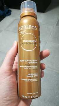 Bioderma - Photoderm - Brume autobronzante hydratante