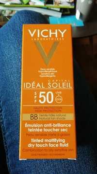 VICHY - Idéal soleil SPF 50 - Haute protection