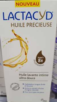 Omega pharma - Lactacyd - Huile précieuse lavante intime ultra douce