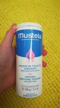 MUSTELA - Poudre de toilette apaisante