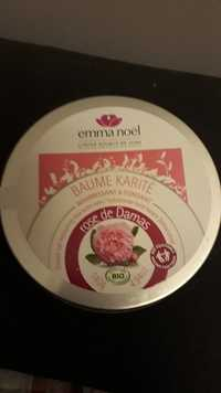 EMMA NOËL - Rose de Damas - Baume karité - Bio