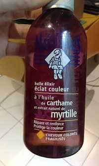 Le petit marseillais - Huile élixir  éclat couleur à l'huile de carthame