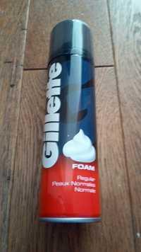 GILLETTE - Foam regular peaux normales