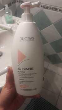 DUCRAY - Ictyane - Crèmes émolliente hydratante