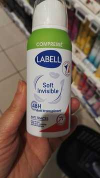 LABELL - Soft invisible - Anti-transpirant