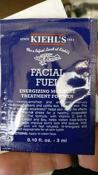 Kiehl's - Facial fuel - Energizing moisture