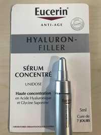 Eucerin - Hyaluron-filler - Sérum concentré Unidose