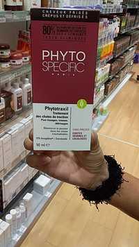 PHYTOSPECIFIC - Phytotraxil - Traitement des chutes de traction