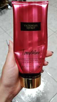 VICTORIA'S SECRET - Temptation - Crème parfumée pour mains et corps