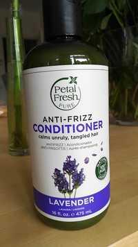 PETAL FRESH - Lavande - Après shampooing anti-frisottis