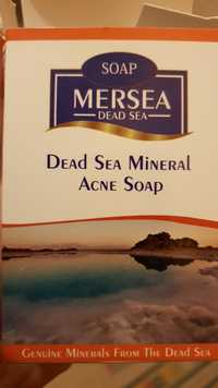 Mersea Dead Sea - Acne soap mineral