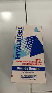 Hyalugel - Aphtes - Bain de bouche à partir de 6 ans