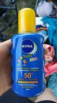 Nivea - Sun kids - Spray protecteur hydratant 50 +