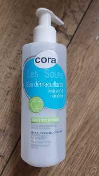 Cora - Les soins - Eau démaquillante
