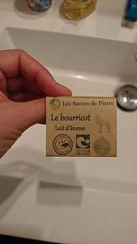 LES SAVONS DE PIERRE - Le bourricot - Lait d'ânesse
