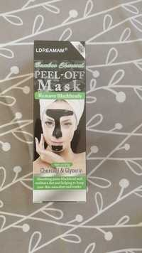 LDREAMAM - Bamboo charcoal - Peel-off mask