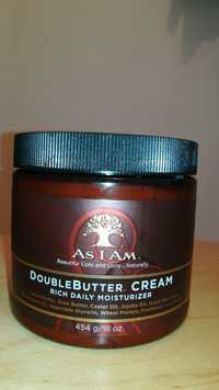 As I Am - Double butter cream
