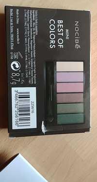 NOCIBÉ - Mini best of colors - Palette 6 fards à paupières