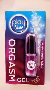 PLAY TIME - Orgasm - Gel
