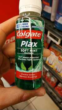 COLGATE - Plax soft mint - Mouthwash