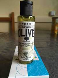 KORRES - Pure Greek Olive - Gel douche Fleur d'Olivier