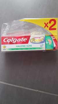 COLGATE - Total - Dentifrice haleine sûre