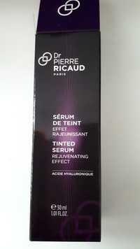 Dr Pierre Ricaud - Sérum de teint effet rajeunissant