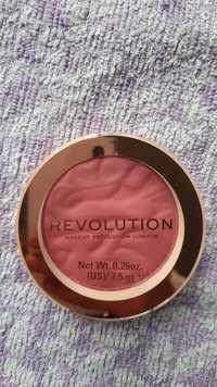 MAKEUP REVOLUTION - Rose kiss - Blusher reloaded