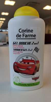CORINE DE FARME - Gel douche 2 en 1 - Extra doux