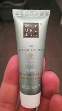 RITUALS - The Ritual of Jing - Night rescue hand mask