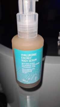 FRESHLY COSMETICS - Hyaluronic energy body serum