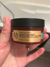 THE BODY SHOP - Gel-crème corps revitalisant