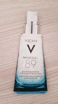 VICHY - Mineral 89 - Booster quotidien fortifiant et repulpant