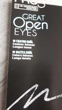 LES COSMÉTIQUES DESIGN PARIS - Great open eyes - Crayon khôl