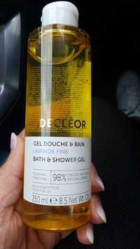 Decléor - Lavande fine - Gel douche & bain