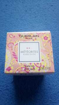 Guerlain - Météorites - Bubble blush gel