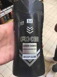 AXE - Charbon shower - Body hair & face wash