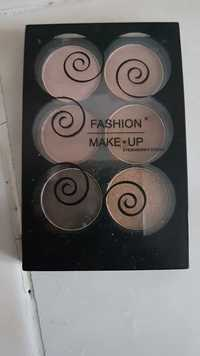 Fashion make up - Eyeshadow 6 studio