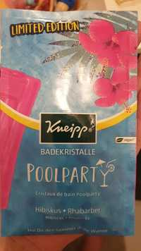 KNEIPP - Cristaux de bain Poolparty