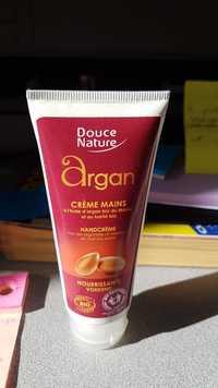 Douce Nature - Crème mains nourrissante bio