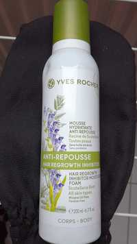 YVES ROCHER - Mousse hydratante anti-repousse